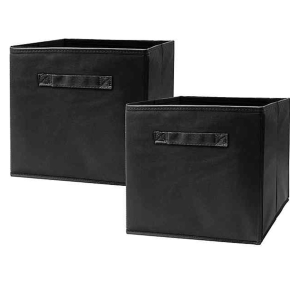 U Life Other - NWT Set of 2 Collapsible Bins